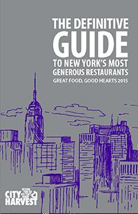 City Harvest Restaurant Guide